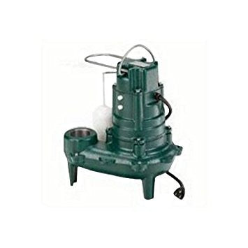 Zoeller 267-0001 M267 Waste-Mate Sewage Sump Pump 1/2 HP - NYDIRECT