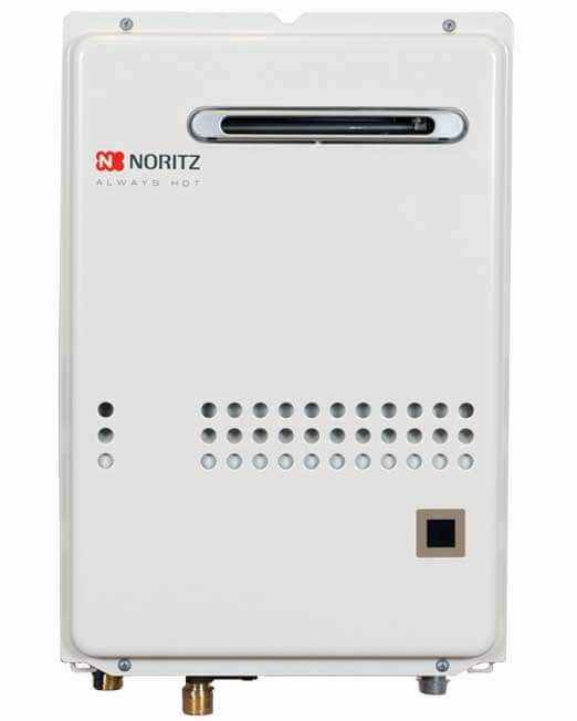 Noritz NRC661-OD-NG Outdoor Condensing Direct Tankless Hot Water Heater, 6.6 GPM - Natural Gas - NYDIRECT