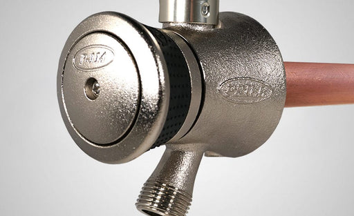 Prier P114 Single Temp Single Handle Wall Hydrant - NYDIRECT