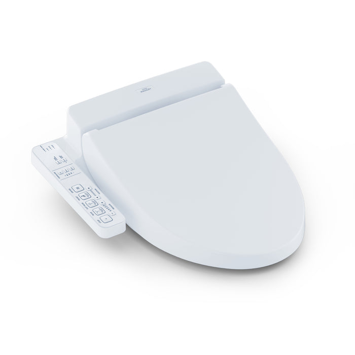 TOTO C100 SW2034 WASHLET® Elongated Bidet Toilet Seat - NYDIRECT