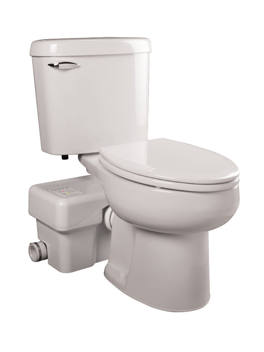Liberty Ascent II Macerating Toilet System - NYDIRECT