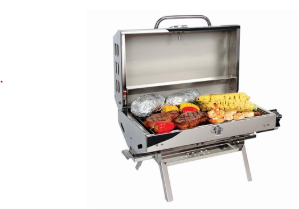 Camco 57305 Olympian 5500 SS RV Grill - NYDIRECT