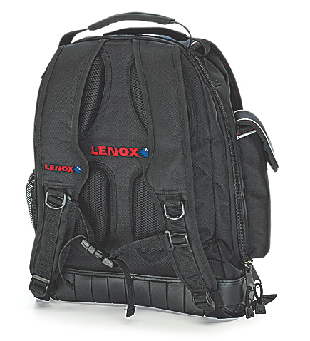 Lenox 1894646 Tool Storage Backpack - NYDIRECT