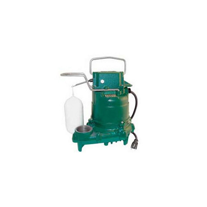 Zoeller 57-0001 M57 Basement High Capacity Sump Pump 1/3 HP - NYDIRECT