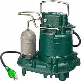 Zoeller 95-0001 M95 Premium Series Mighty-Mate Submersible Sump Pump 1/2 HP - NYDIRECT
