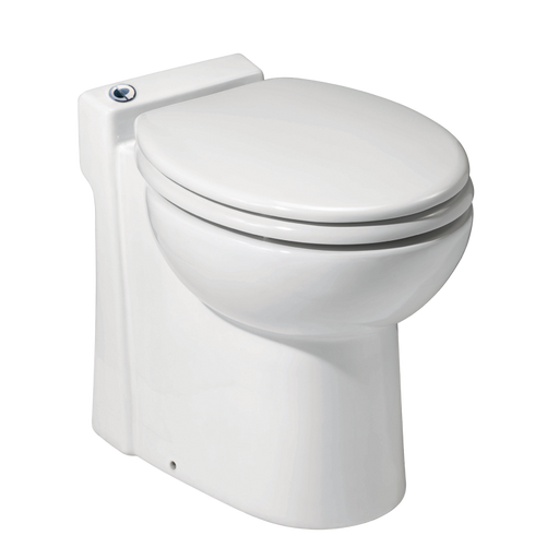 Saniflo 023 Sanicompact Self-contained Macerating Toilet - NYDIRECT