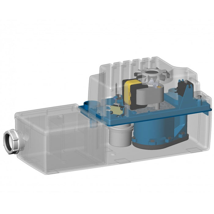 Saniflo 044 Sanicondens Best Flat Condensate Pump - NYDIRECT