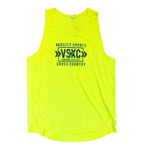 Varsity Sports Cross Country Singlet - Men