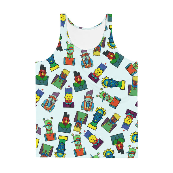 'MultiFresh' Unisex Tank Top