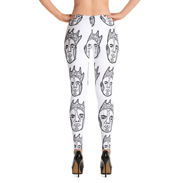 Biggie Ancestor Leggings (Ice)