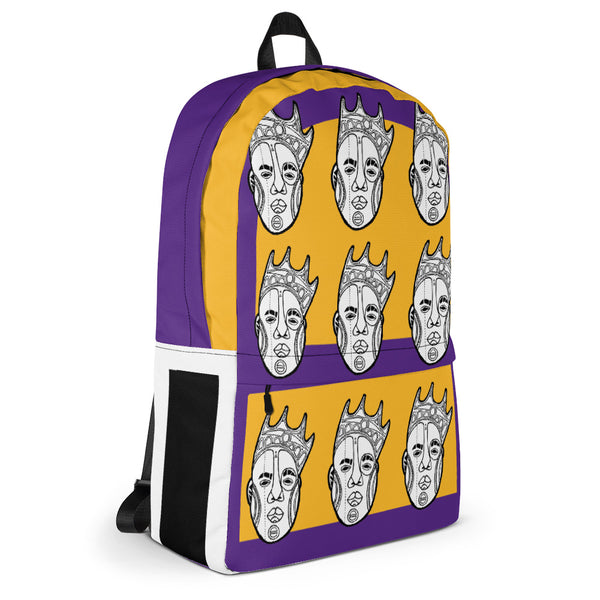 Biggie Backpack (Lakers)