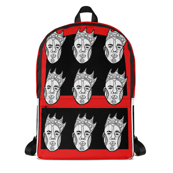 Biggie Backpack (Bulls)