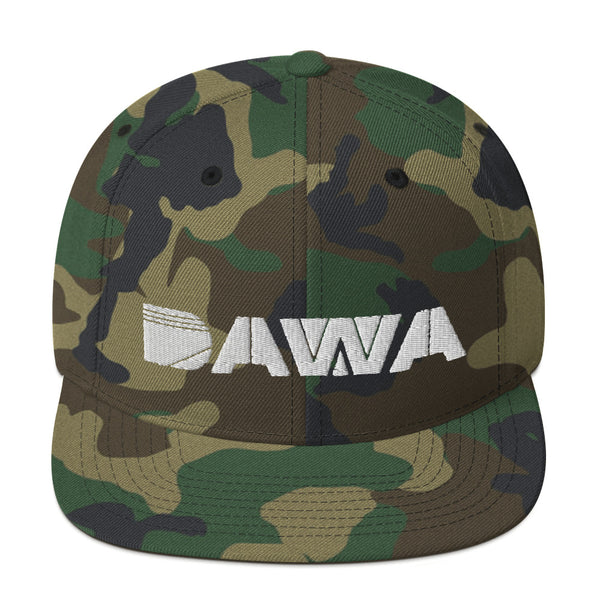 DAWA (Diversity Awareness and Wellness in Action) Snapback Hat
