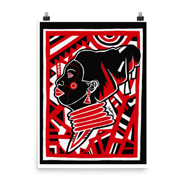 Nina Simone Print (Black Everythang Matters Collection)