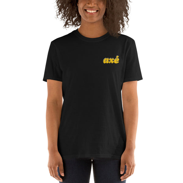 Axé Embroidered Tee