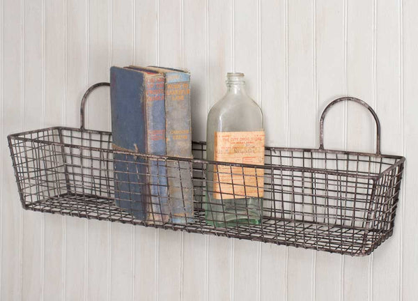 French Bakery Basket (Two Piece Set) - Fine Design Trading Company