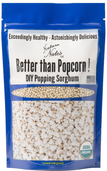 Popping Sorghum, Do It Yourself