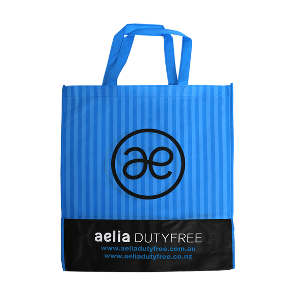 ECO CARRY BAG WITH SHORT HANDLES