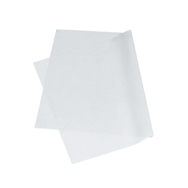 WHITE TISSUE PAPER - 480 SHEETS