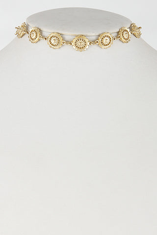 Hippie Love Collar