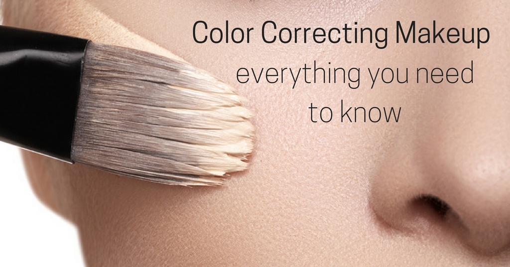 Everything You Want To Know About Color Correction Makeup