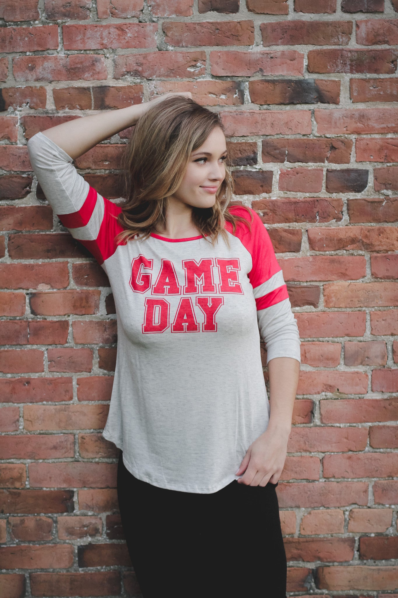 Game Day Baseball T