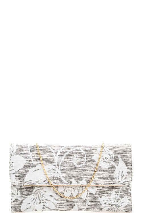 Modern Envelope Clutch