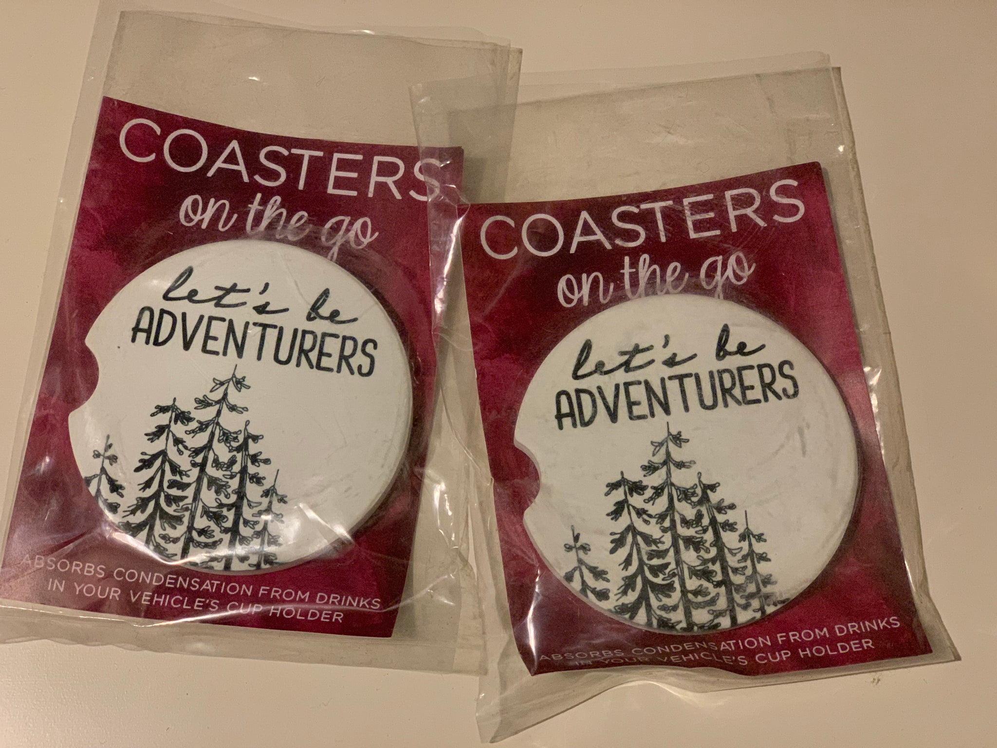 Coasters On The Go