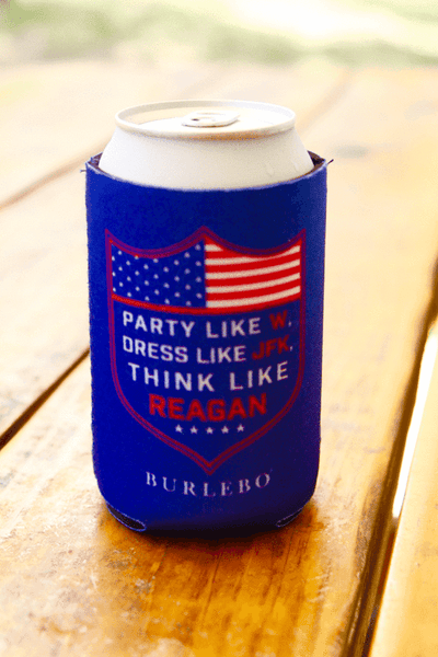 Party Like W Coozie