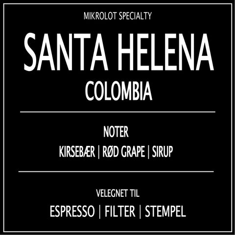 SAMPLE COLLECTION ESPRESSO
