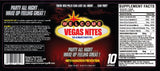 Vegas Nites Party Pill - 10ct Bottle for $24.99 at Vegas Nites - The Ultimate Party Pills - Best Energy Pills