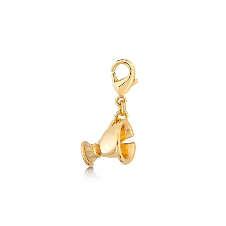 Beauty & the Beast Chip Charm
