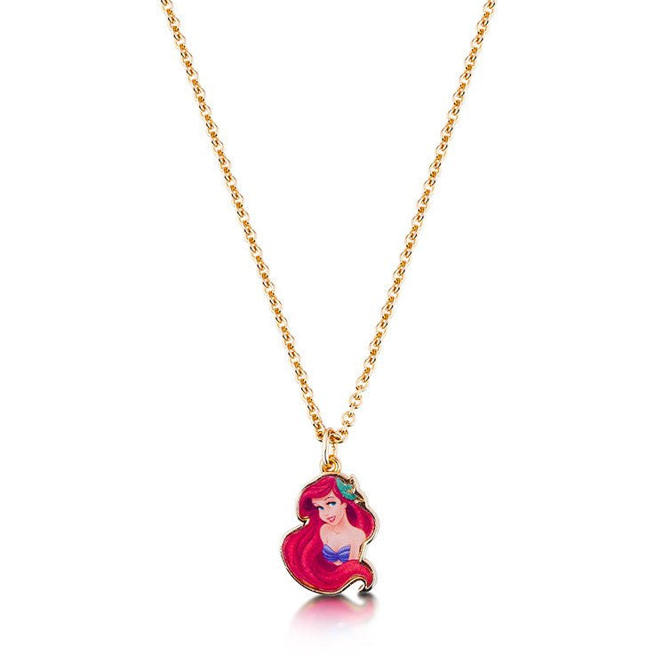 Little Mermaid Ariel Necklace