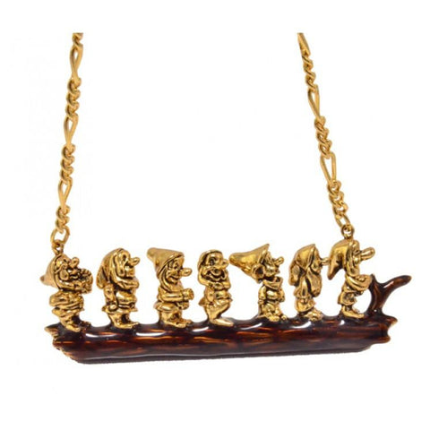 Disney Seven Dwarfs Necklace