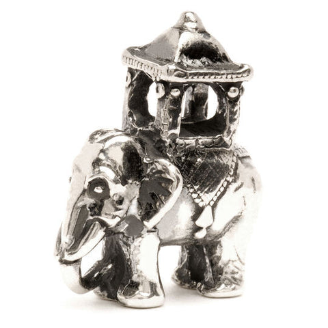 Trollbeads Indian Elephant Bead