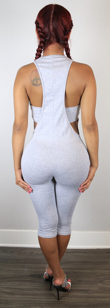 SPLIT capri jumper