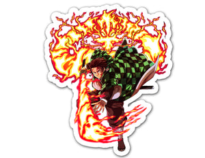 Tanjiro Sticker