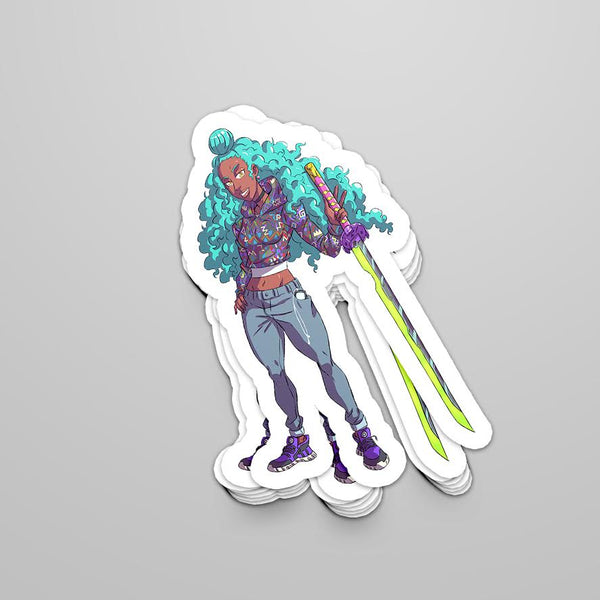 Simone Sticker