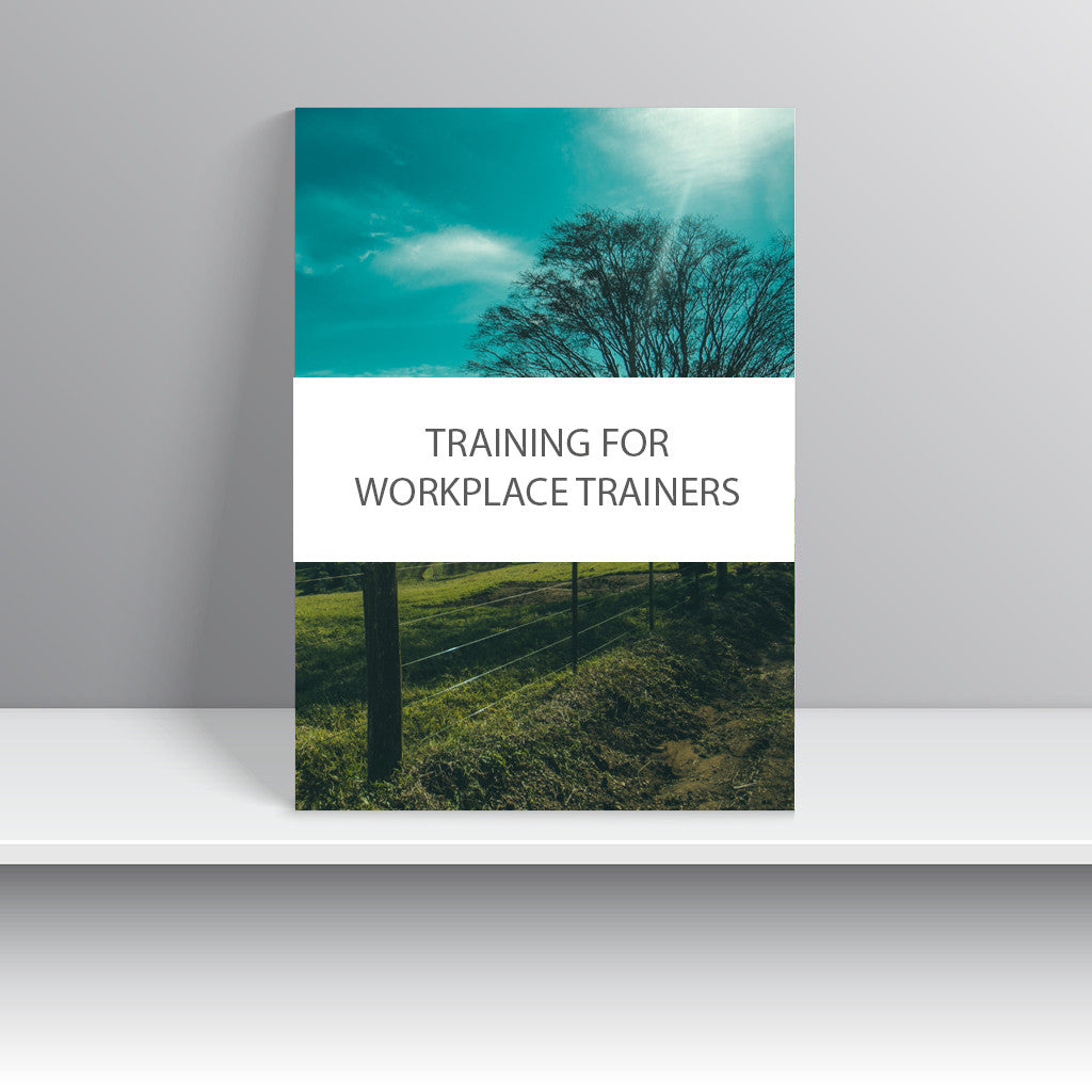 Training for Workplace Trainers