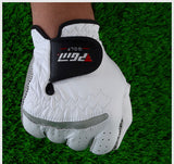 Genuine Leather Golf Gloves