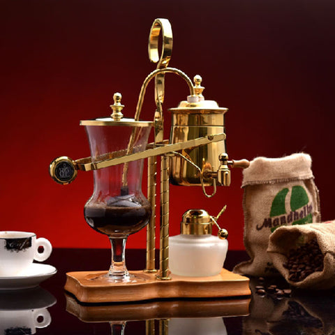 1 Royal Belgian Vienna Coffee Pot Siphon Type Distillation Coffee Maker