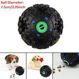 Interactive Dog Toys IQ Trainer Smarter Food Dogs Ball