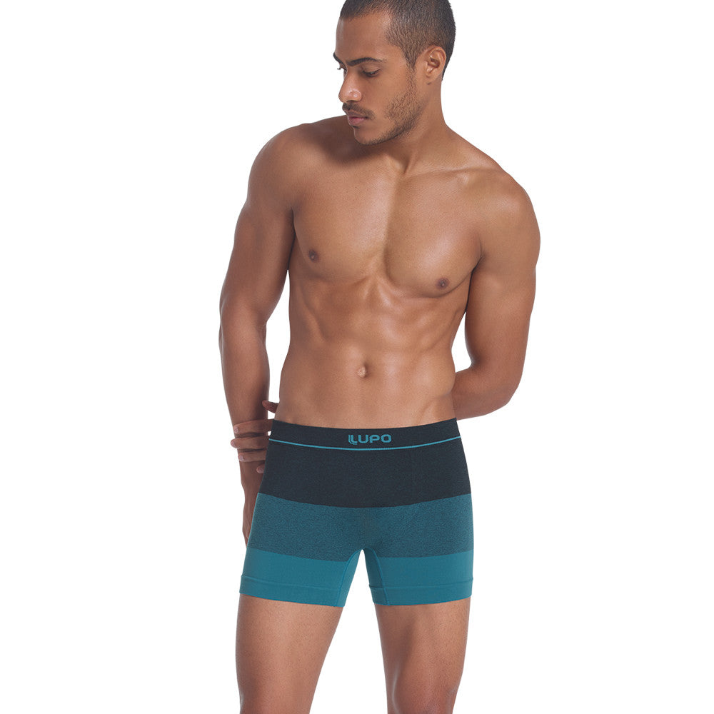 Seamless Three Coloured Trunks