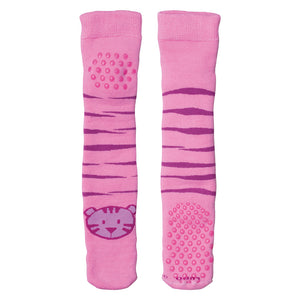 Pink Baby Knee-High Socks