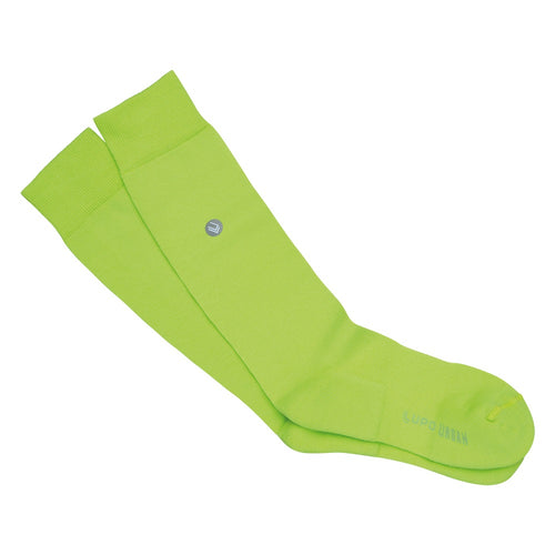 Bright Green Urban Socks