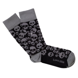 Geek Skull Socks