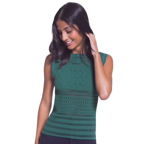 NEW! Olive Green Seamless Top
