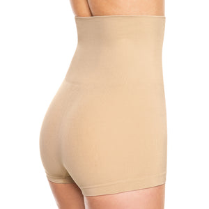 Loba Slim Seamless Midi Shorts