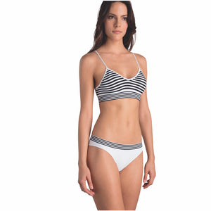 Loba Love Striped Bra