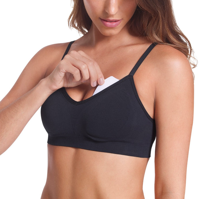 NEW! Essential Seamless Removable Padding Bra